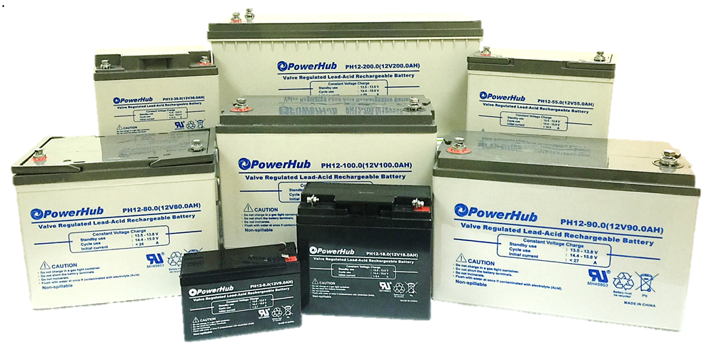 PH Batteries