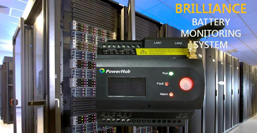 Diverse Power Systems Battery Monitor : Battery monitoring system powerhub systems